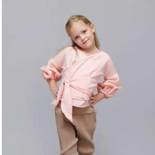 Kids Kimono Top Size 1yr - 10yr