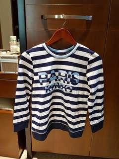 Kenzo blue stripe top