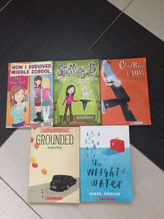 Scholastic books
