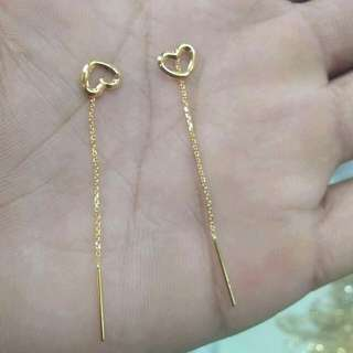 Tictac chinese gold 18k