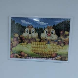 Puzzle - Chipmunk