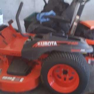 Kubota Zero turn