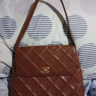 REPRICED CHANEL FROM JAPAN GENUINE LEATHER