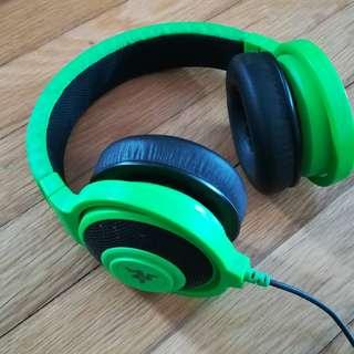 Razer Kraken (green) Headset/Headphones