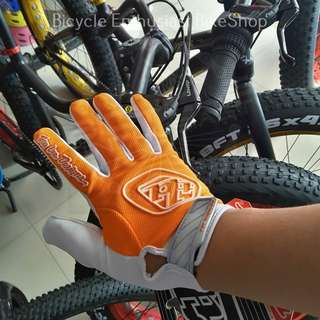 Troy Lee Designs TLD Full Finger Gloves Fox Full Gloves Bicycle Gloves Bike Gloves *CLASS A* Replica Only