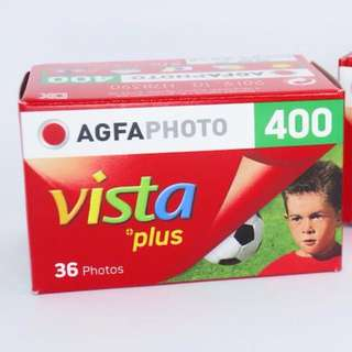 Agfa Vista 400 Plus