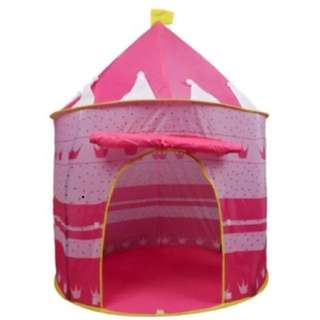 Castle Play Tent (Pink)