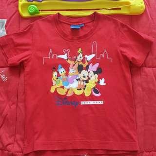 4t disney shirt from hongkong