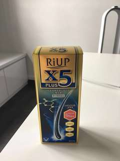 Taisho RiUP X5 Plus 60ml Men Hair Growth
