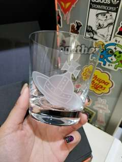 Vivienne Westwood VIP gift 水晶玻璃杯chanel LV Gucci