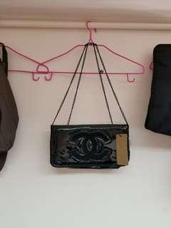 Chanel香水櫃贈品兩用袋手袋單肩包斜孭袋 prada LV Gucci