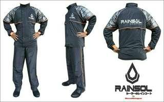 Jas Hujan Rainsol Batik