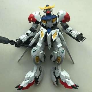 Gundam Barbatos built model kit
