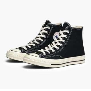 ORI Converse Chuck Taylor 70's Black White