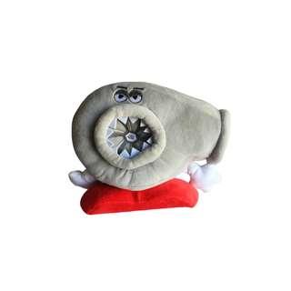 Turbo Plush Toy Pillow