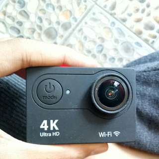 ACTION CAM 4K ULTRA HD
