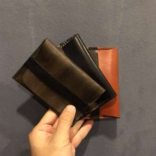 High Quality Handmade Leather Card Holder