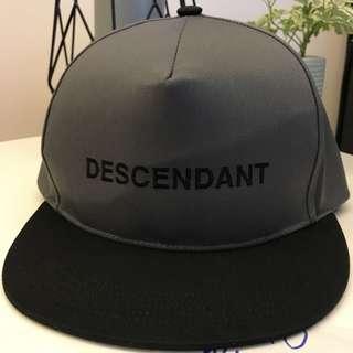 DESCENDANT 18SS SQD / TWILL CAP