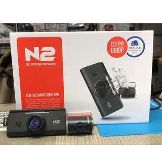 GNET N2 韓國前後行車記錄儀 黑盒