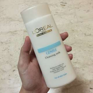 L'ORÉAL Gentle Cleansing Milk