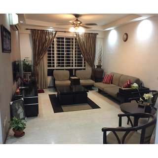 3 bedder condo for Rent-Northoaks Condominium- near Admiralty MRT