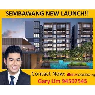 NEW LAUNCH @ Sembawang; Kandis Residence