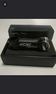 In stock! Brand new! KCNC ST-63 Stem for professional bicycle