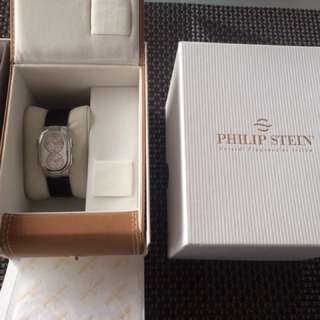 Philip Stein w/ diamonds