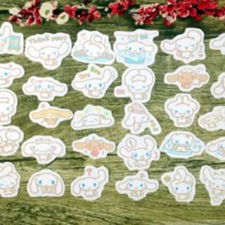 貼紙 裝飾貼紙 相冊/紀念冊DIY 玉桂狗 貼紙 40張/包