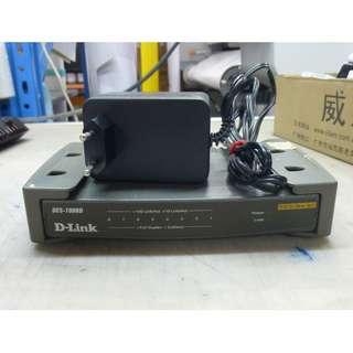 D-LINK Ethernet Switch