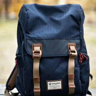 Discount! Original Bodypack Prodigers Glasgow warna Navy. NEW