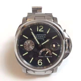 🚚 Panerai Luminor Power Reserve 40mm Pam 126 沛納海 動力儲存 名錶 手錶 限量品 二手