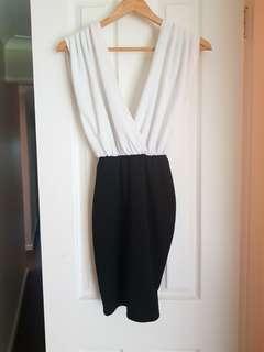 Boohoo mini dress