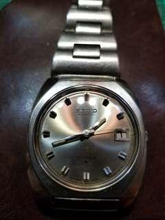 六十年代精工自動機械錶