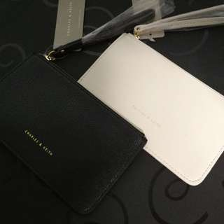 Charles & Keith wallet pouch