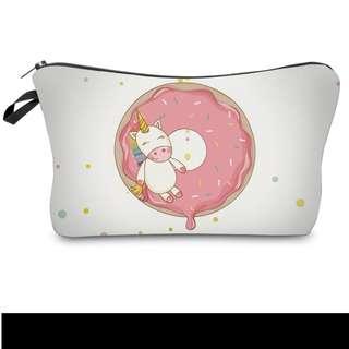 Cute Unicorn  pencil case / pouch