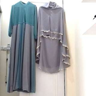 Dark grey mix tosca