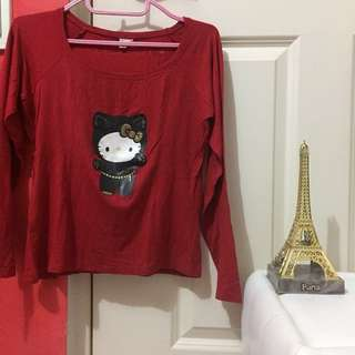 Kids - Hello Kitty Longsleeve