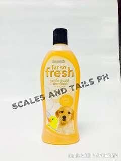 Fur so Fresh Gentle Guard Dog Shampoo - Baby Fresh Scent