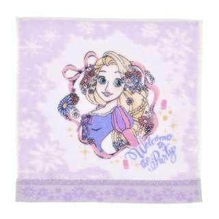Japan Disneystore Disney Store  Rapunzel Tangled Princess Party Mini Towel with Box