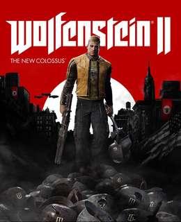 Pc 德軍總部2: 新巨像 (Wolfenstein 2: The New Colossus)中英文合版