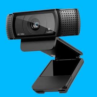 Logitech HD Web Cam C920