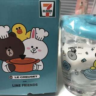 Line 7-11杯