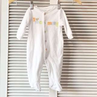 Carter's I Love Mommy Onesie