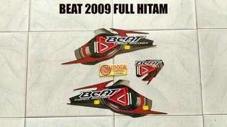 Striping Beat 2009 Full Hitam