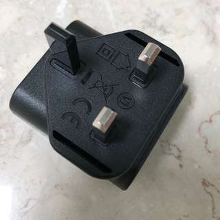 Garmin 3 pin power adaptor