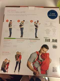 Baby Carrier - My Carrier