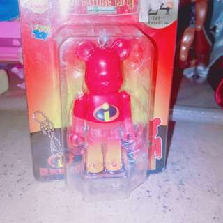 Bear Bricks The Incredibles