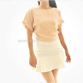 Pastel top n skirt #sale