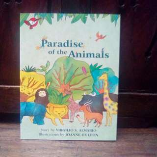 Adarna books ( Paradise of the Animals )